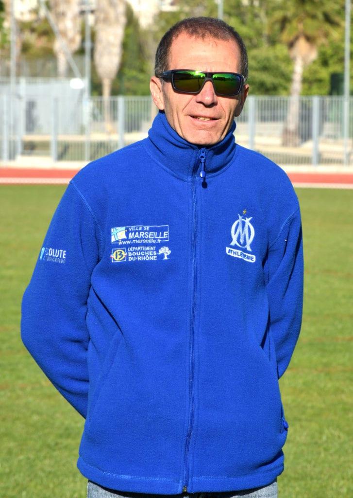 Portrait entraîneur demi-fond - Thierry Alfano